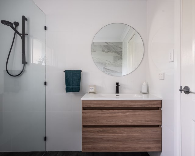 Woronora Heights Bathroom Renovations